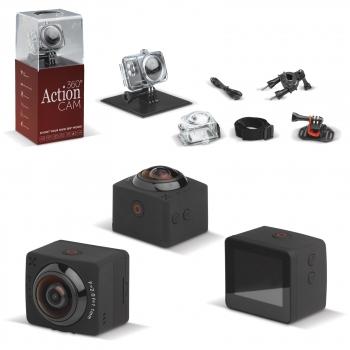 360 camera full colour