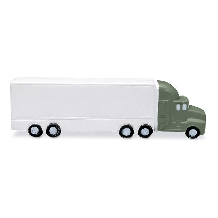 Vrachtwagen stressbal als relatiegeschenk
