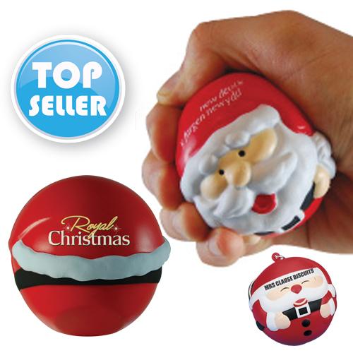 Anti-stress items Kerst als relatiegeschenk