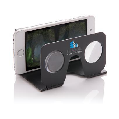 Mini virtual-realitybril bedrukt