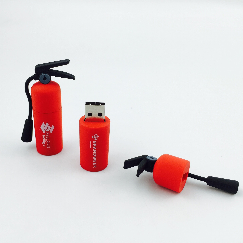 USB-stick brandblusser