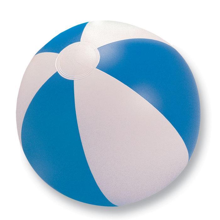 Strandbal als relatiegeschenk