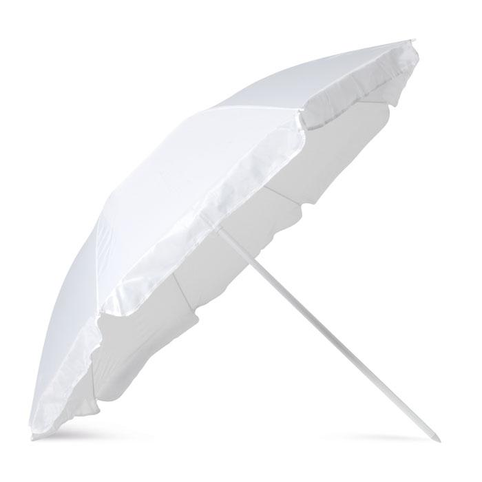 Strand parasol als relatiegeschenk