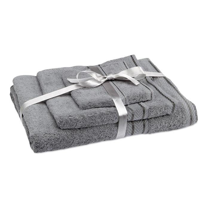Badhanddoekenset als relatiegeschenk