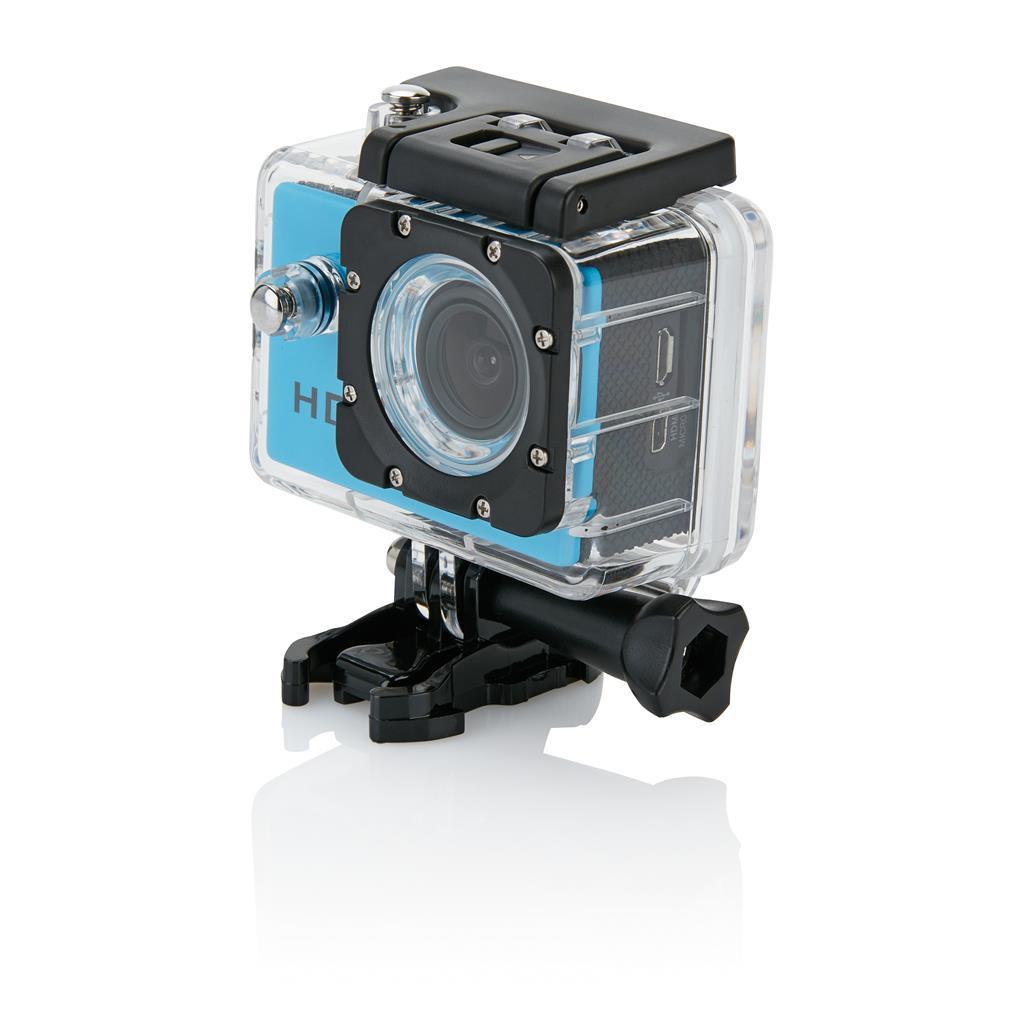 Action camera als relatiegeschenk