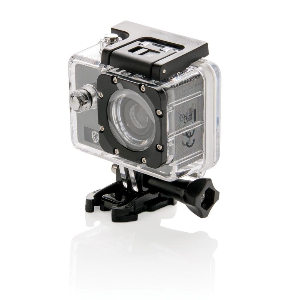 Swiss peak action camera als relatiegeschenk