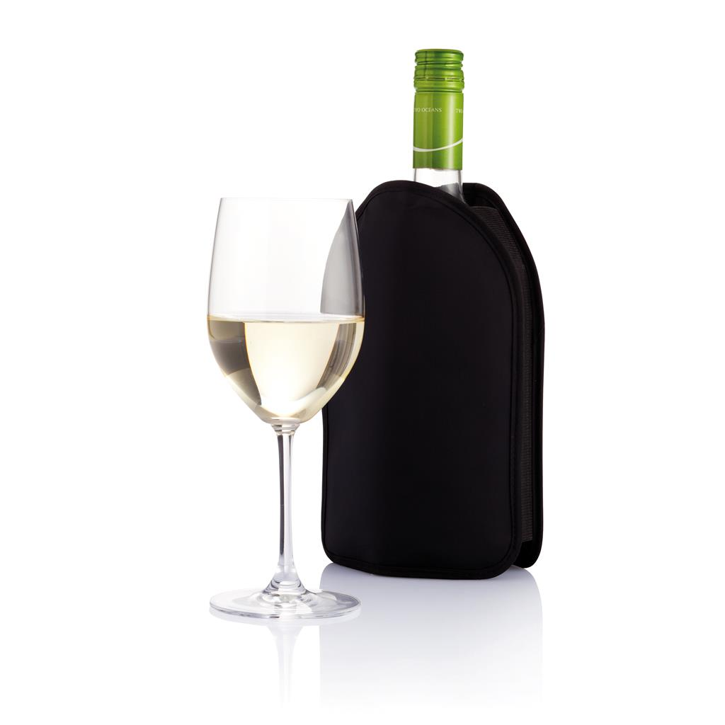 Wijnkoeler hoes als relatiegeschenk