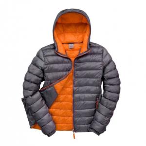 Snow bird hooded jacket als relatiegeschenk