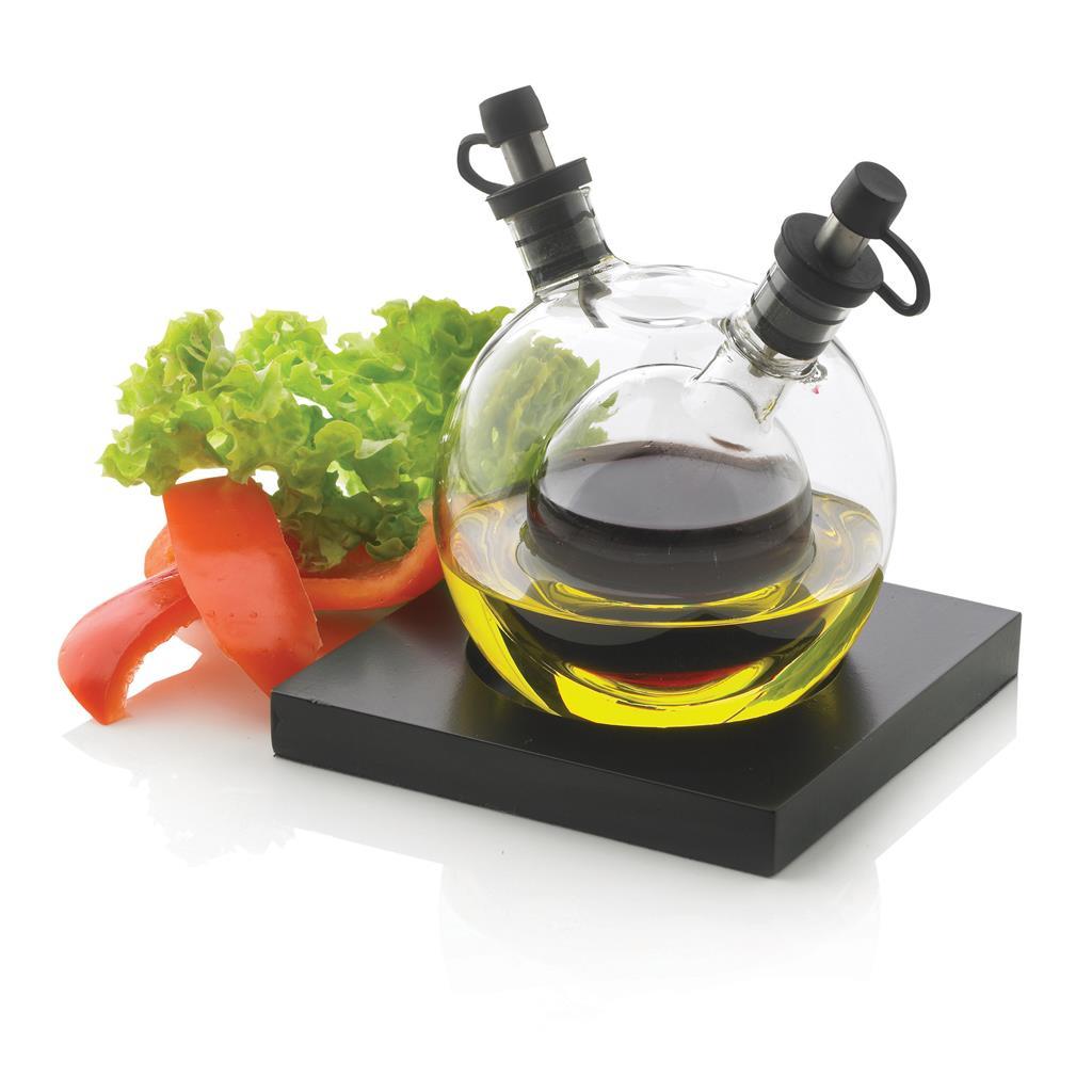 Orbit olie & azijn set als relatiegeschenk