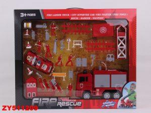 brandweerspeelgoed als relatiegeschenk