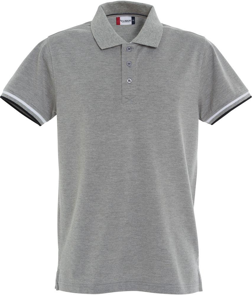T-shirt Newton Grey als relatiegeschenk