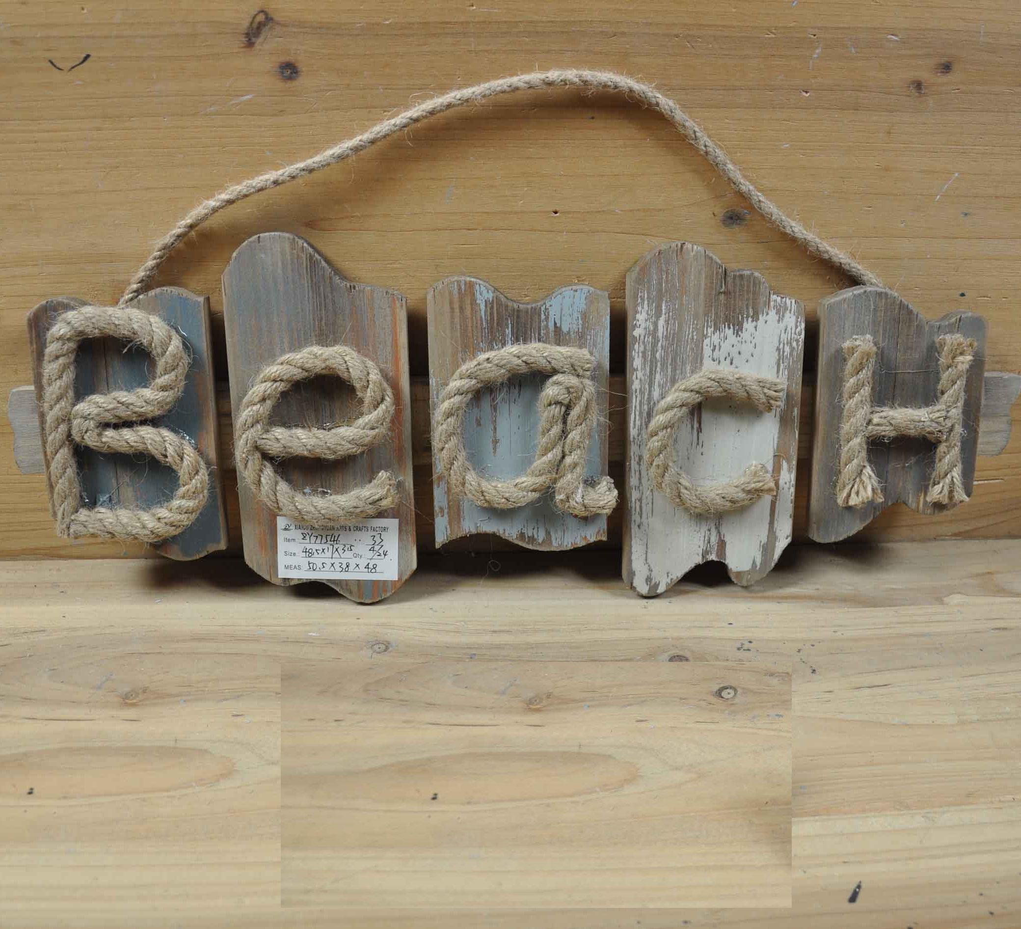 Beach als relatiegeschenk