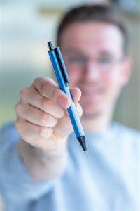 X5 pen, een stylvolle zakelijke promotionele pen