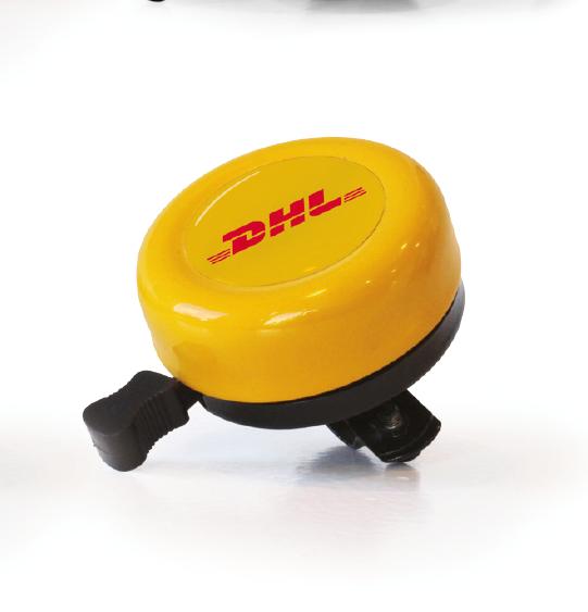 DHL fietsbel medium size