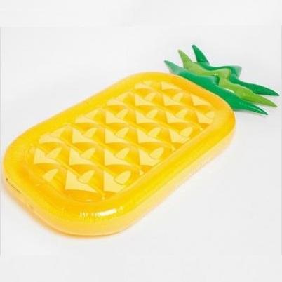 Ananas luchtbed met logo bedrukken