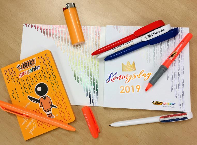 bedrukte oranje artikelen koningsdag 2019 snel geleverd