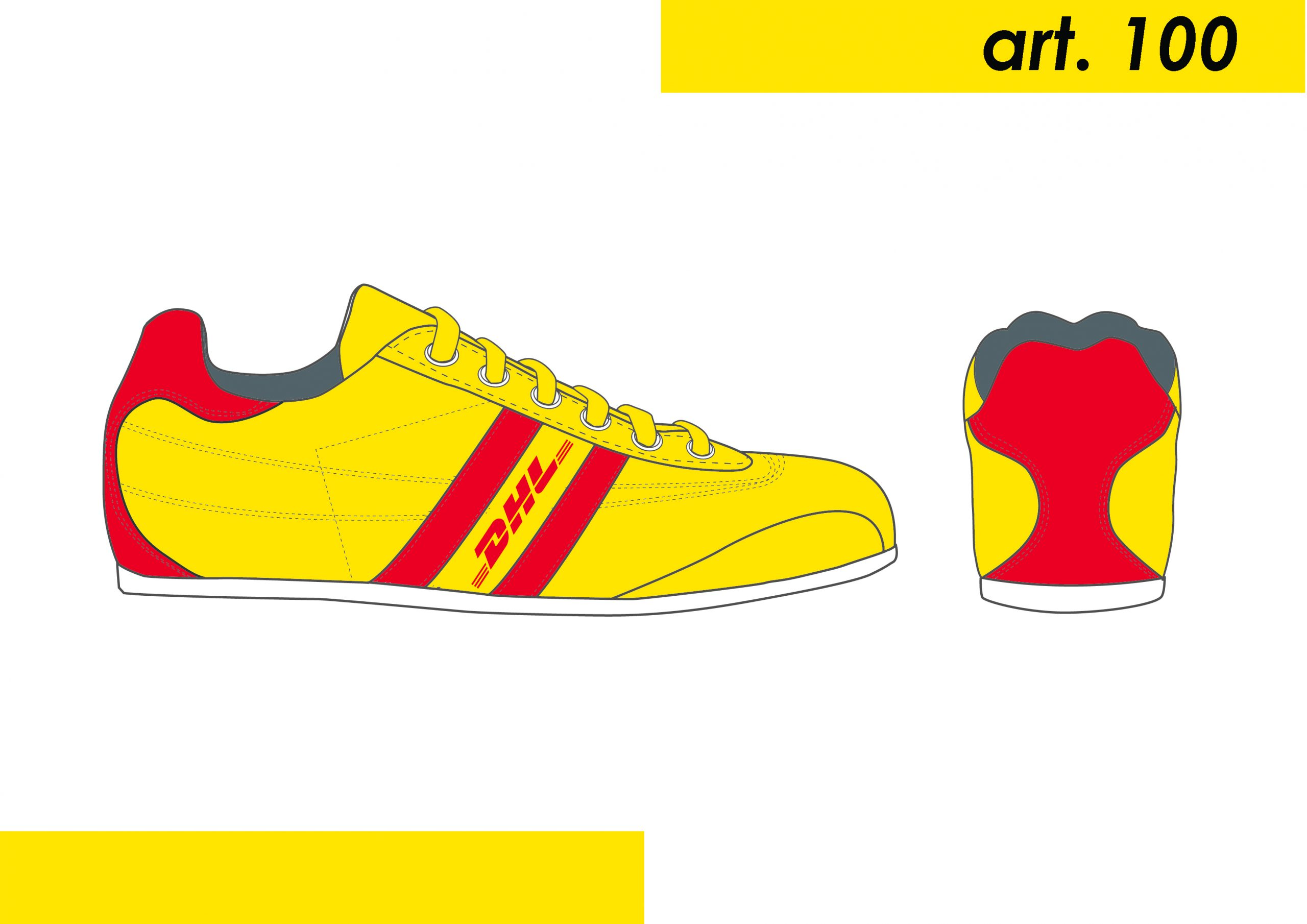 DHL sneakers