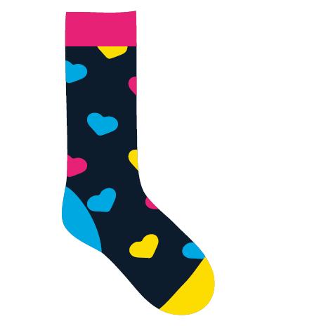 Logo sokken als relatiegeschenk