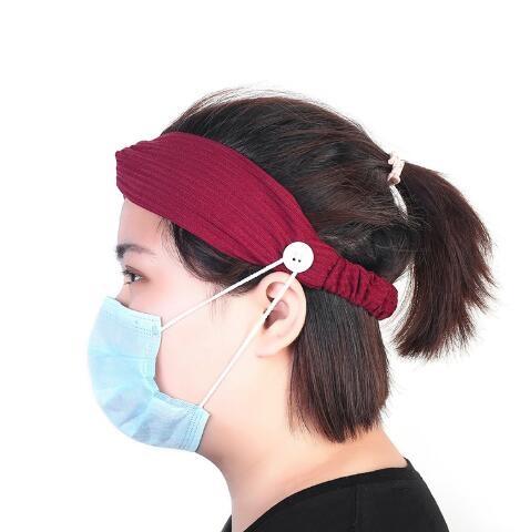 Geen last meer van je oren met deze haarband