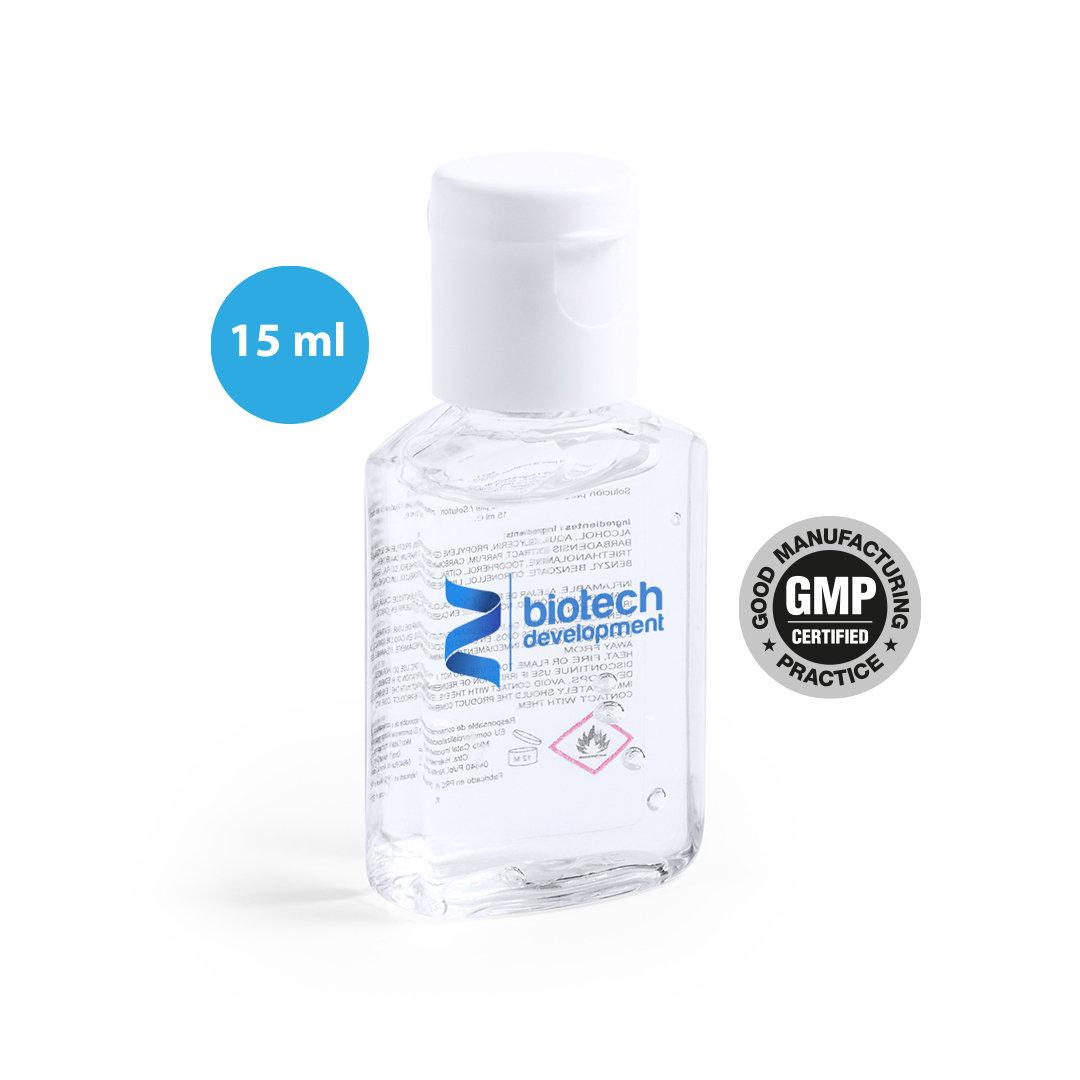 desinfectiegel snel leverbaar bedrukt met logo