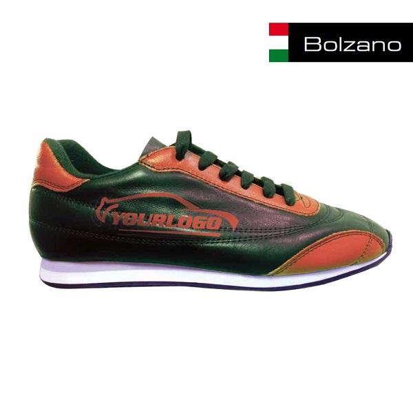 Sneakers bedrukken Bolzano als relatiegeschenk