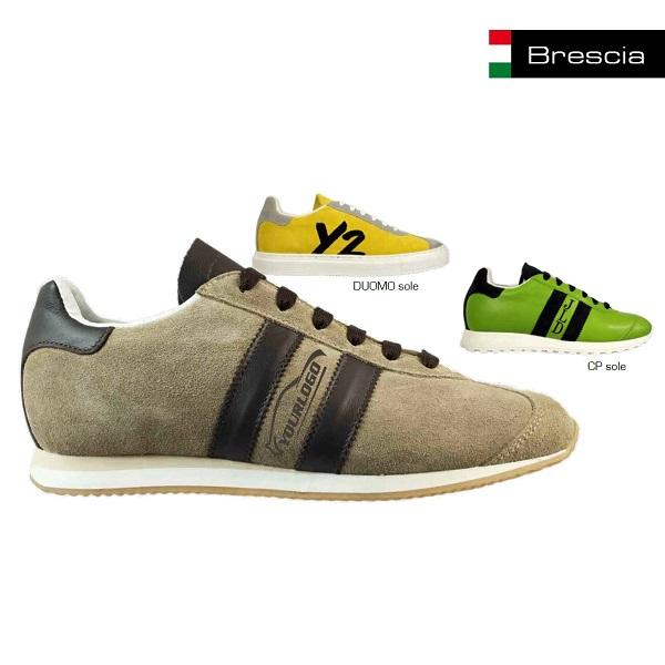 Schoenen bedrukken met logo Model Brescia